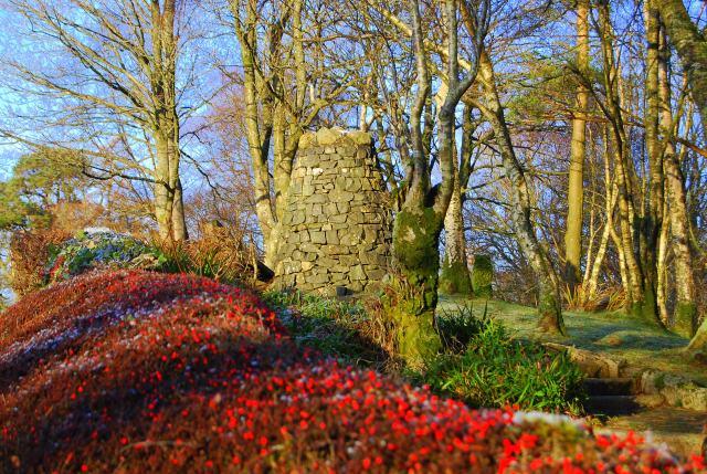 Burns Cairn, Glen Afton