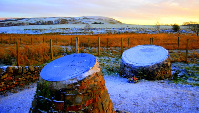 Knockshinnoch Memorial