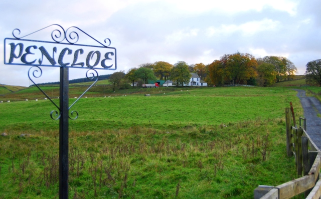 Pencloe, New Cumnock