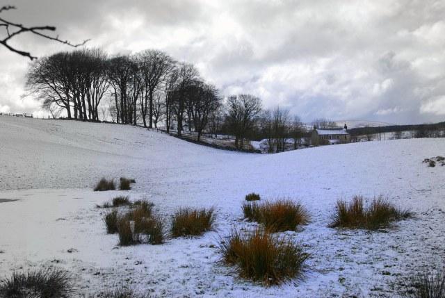 Knockshinnoch hill