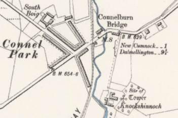 Knockshinnoch Tower OS 1892-1905