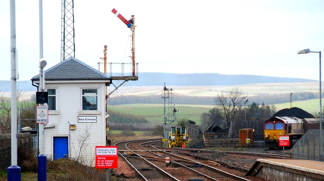 New Cumnock Signal Box