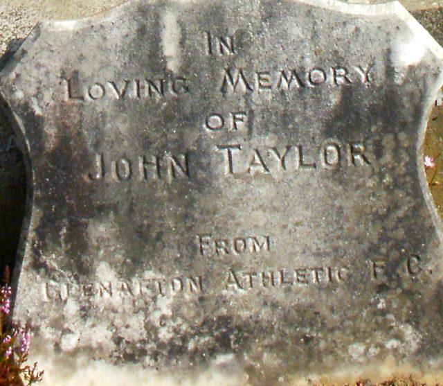 John Tatylor Memorial