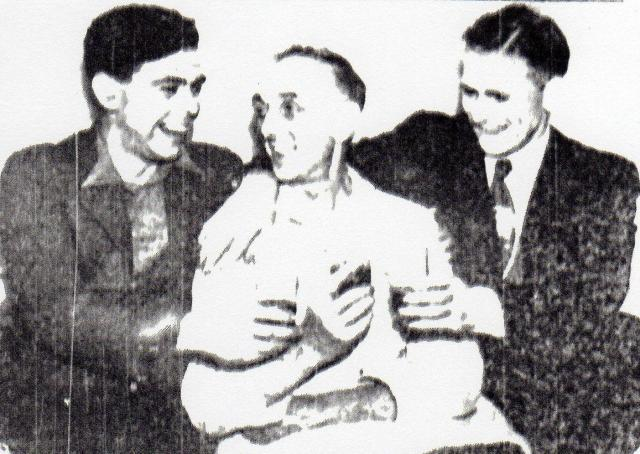 William McKnight, Andrew Houston and James Walker