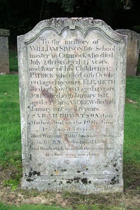 William_Simson's_gravestone_at_Cumnock_-_geograph.org.uk_-_992792