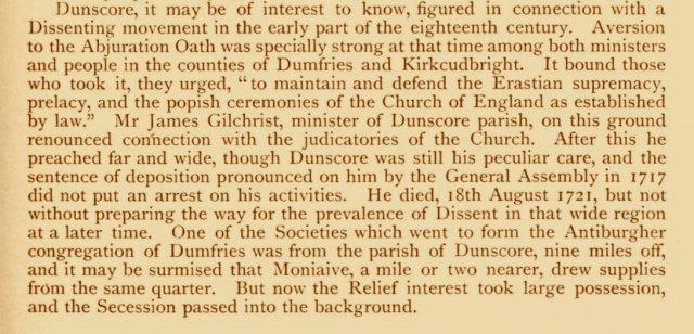 Dunscore