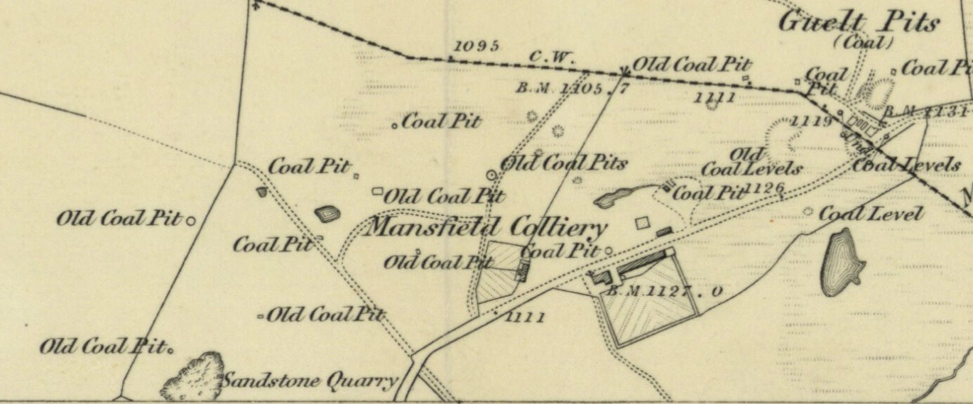 map_mansfield_colliery_1860